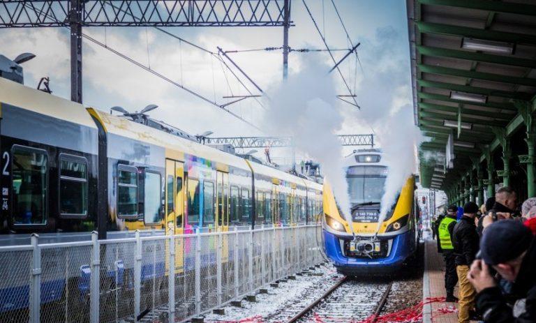 Nowy Sącz – Krynica-Zdrój: będzie więcej pociągów