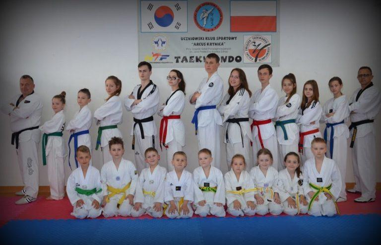 Arcus, czyli taekwondo po krynicku