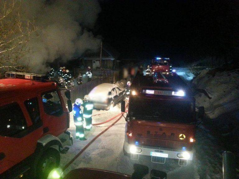 W pożarze stracili wszystko. Pomóż rodzinie z Bukowca