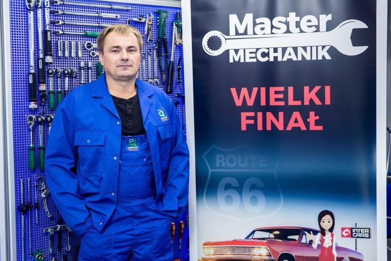 Krzysztof Romańczyk – Master of Mechanik: TIR-y to nie są zwykłe samochody