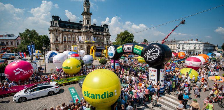 Nowy Sącz: Tour de Pologne nas nie chce?