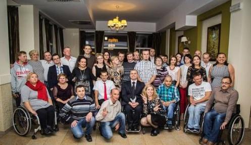 Wszystkie drogi prowadzą do Rzymu! Pomóż dotrzeć tam niepełnosprawnym ze Stróż