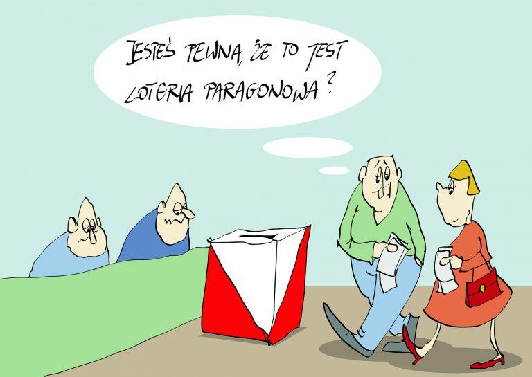 Loteria paragonowa…