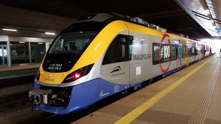 Impuls z Nowego Sącza – pociąg, który można pokochać