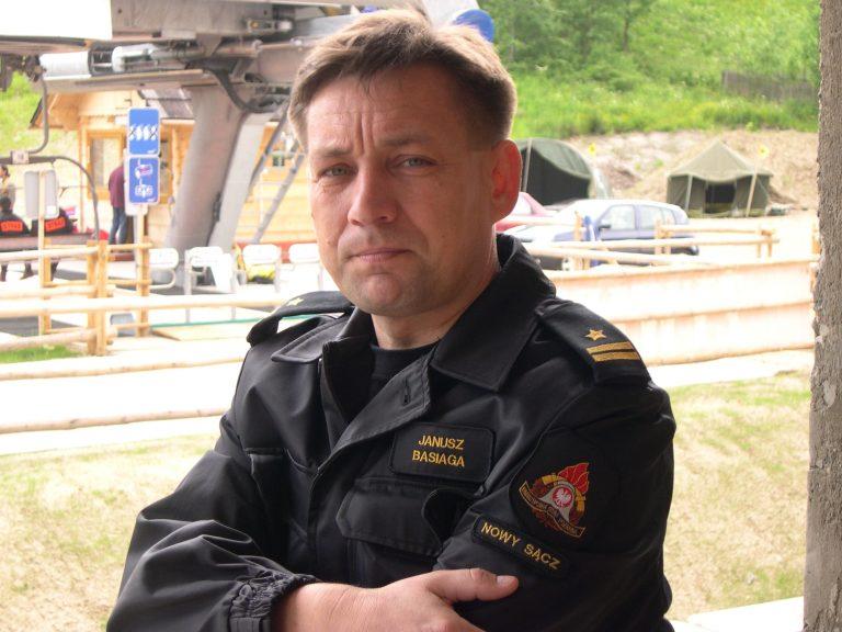 Po 33 latach służby szef sądeckich strażaków odchodzi…