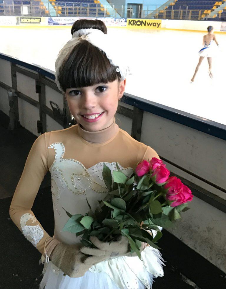 Krynica tańczy na lodzie