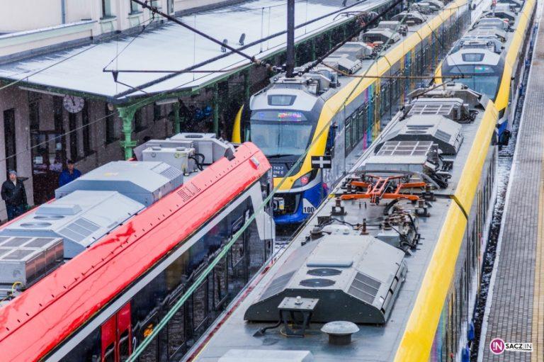 Pasażerowie chcą poprawek w rozkładzie jazdy pociągów