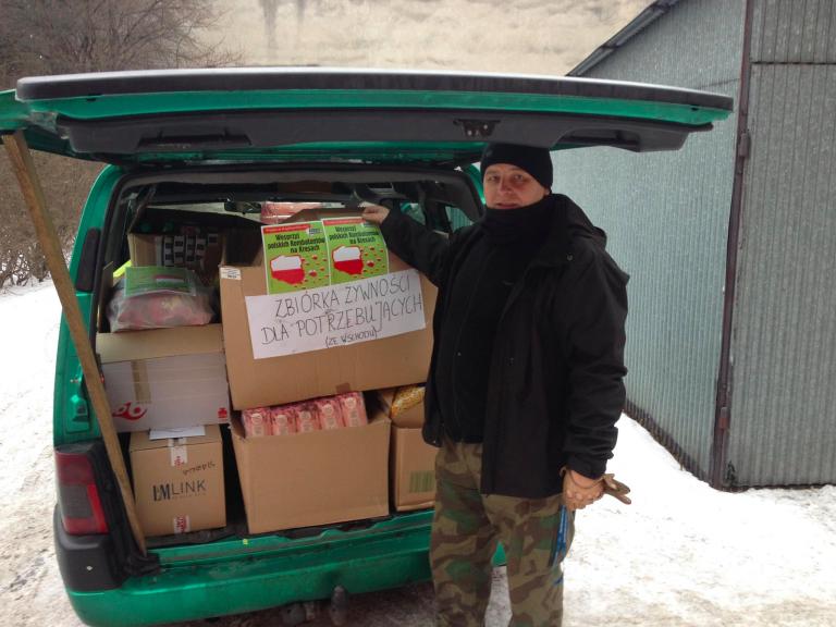 Nowy Sącz: dar serca dla kombatantów z Kresów Wschodnich
