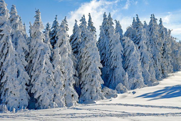 Wraca zima! Obficie sypnie śniegiem