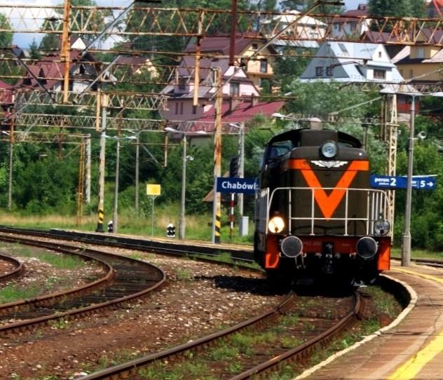 Podłęże – Piekiełko: krok do przodu w stronę budowy linii kolejowej