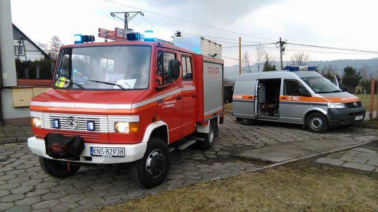 Gaboń: zagrożenie wybuchem gazu. Ewakuowano szkołę