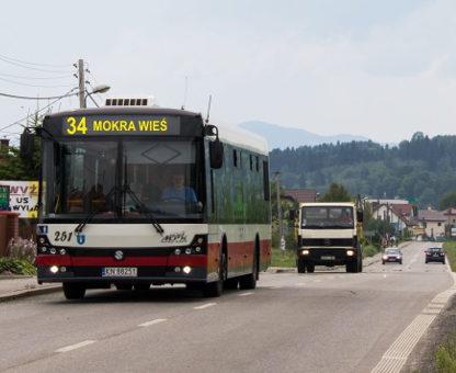 Nowy Sącz, Podegrodzie: będzie więcej autobusów. Wracają 33 oraz 34!