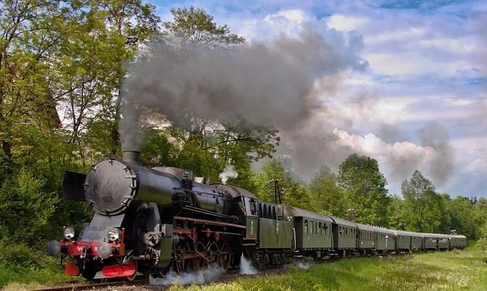 Pociąg retro znów wyruszy na małopolskie tory!