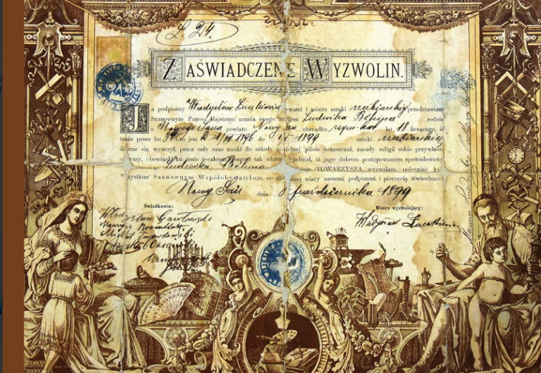 Piotr Tengowski napisał monografię sadeckich rzemieślników