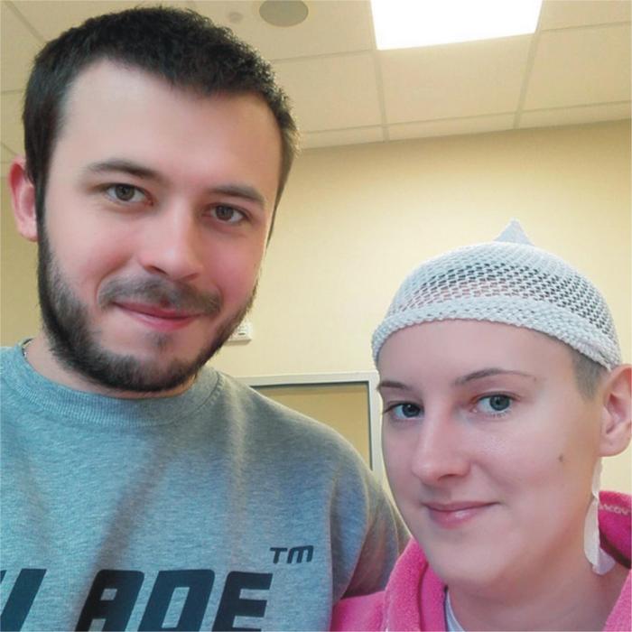 Dominikowice: Ewa chce żyć dla swojego synka