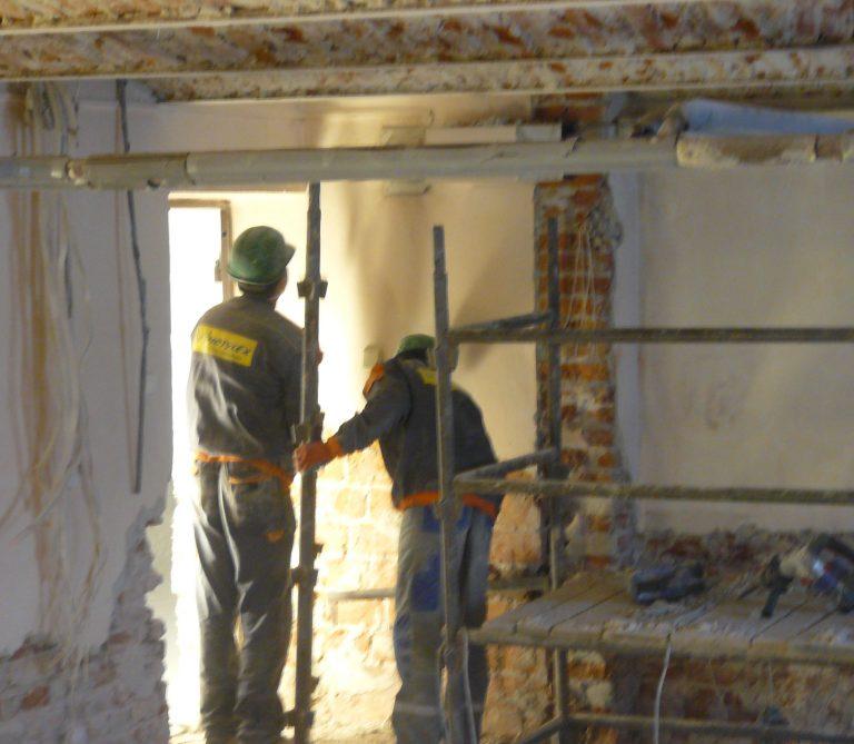 Nowy Sącz: był bank, będzie muzeum. Trwa generalny remont