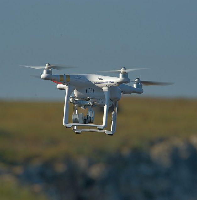 Nowy Sącz: drony pomogą w walce ze smogiem?