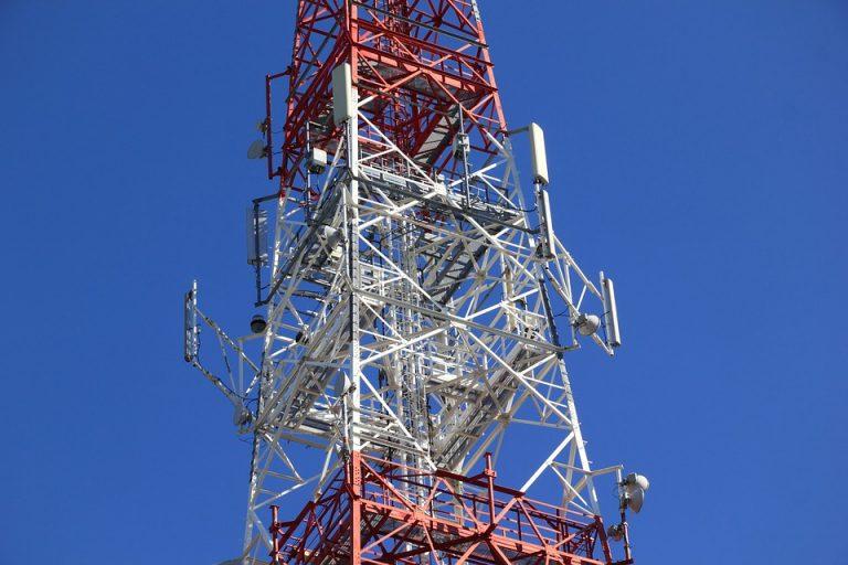 Nowy Sącz, Wólki: wieża nie dla sieci komórkowej tylko dla PKP