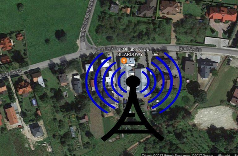 Wólki: wysoka wieża na tyłach Ufo? Setka ludzi protestuje
