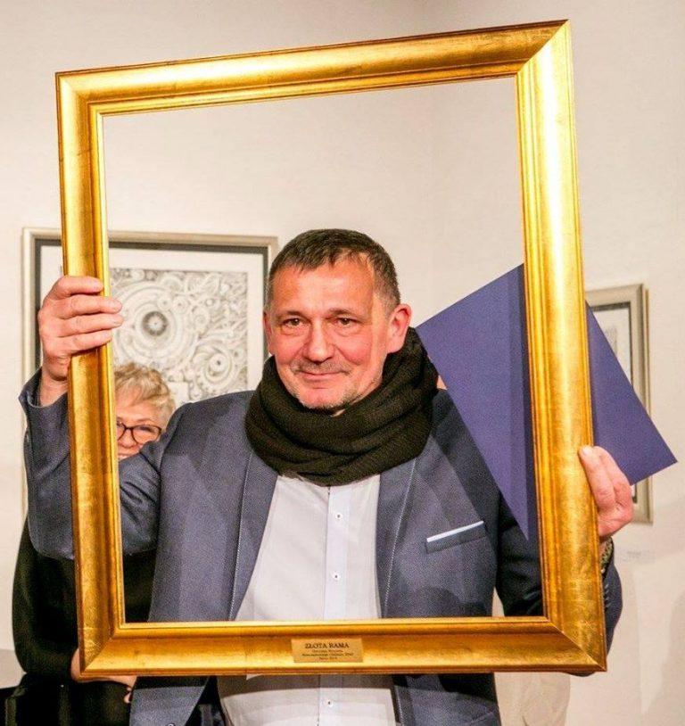 Ryszard Miłek z drugą nagrodą na Biennale Sztuki w Londynie!