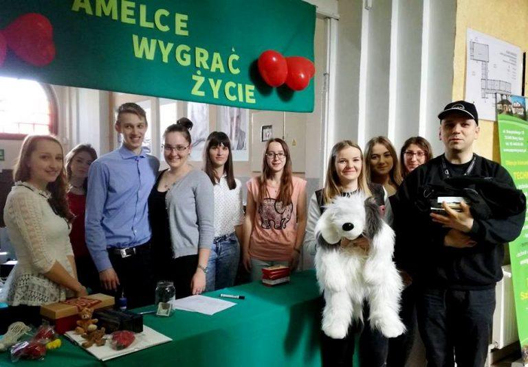 Stary Sącz: dar dobrych serc dla Amelki Czarneckiej
