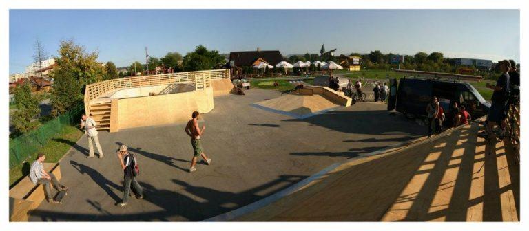 Nowy Sącz: młodzi upominają się o skatepark