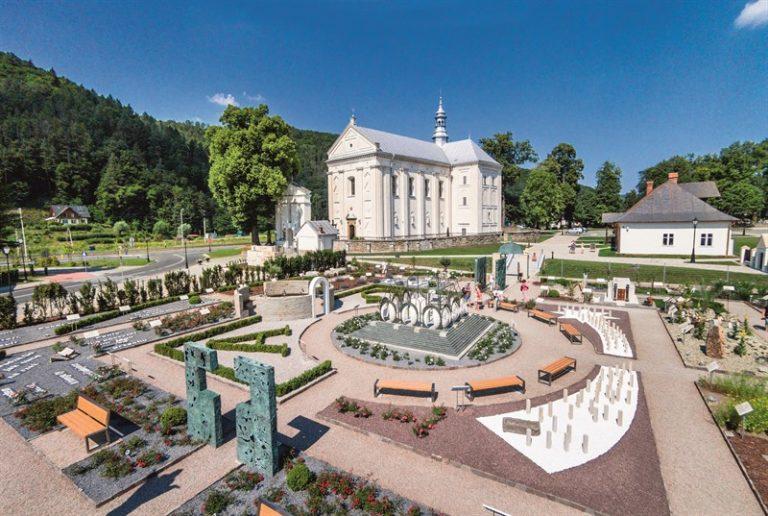 Muszyna: wkrótce otwarcie Ogrodów Biblijnych