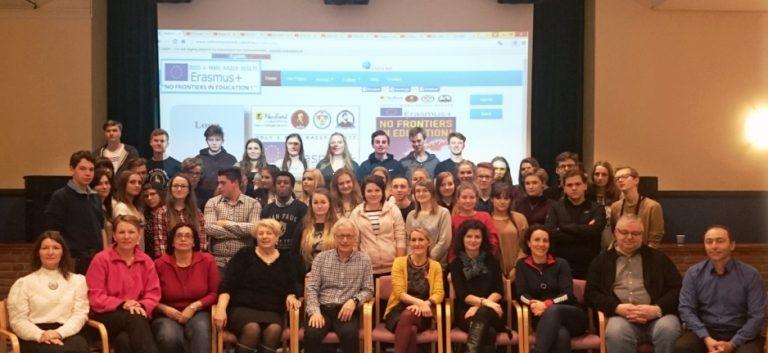 W I LO nie ma barier w edukacji. Wizyta w Norwegii i Rumunii