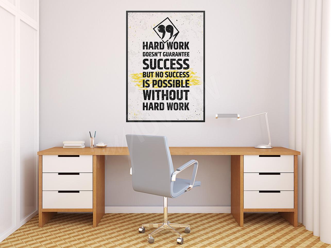 Motywujące plakaty do twojego biura