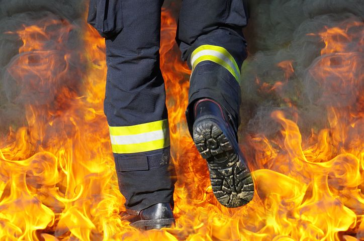 Sądecczyzna: Cztery pożary jednego dnia