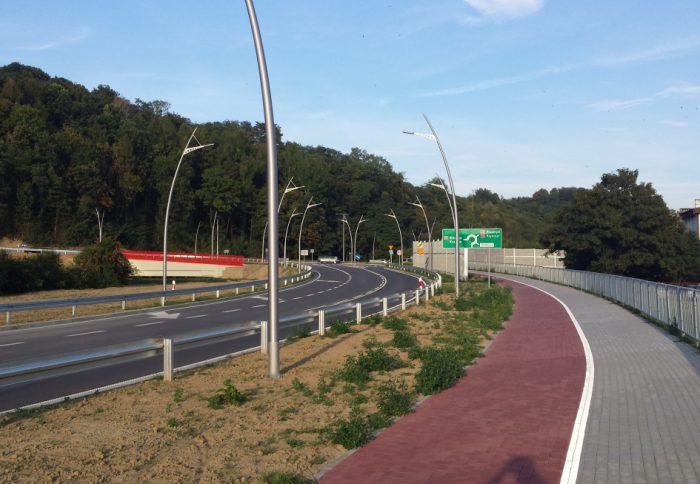 Droga ekspresowa do Brzeska w pięciu odsłonach