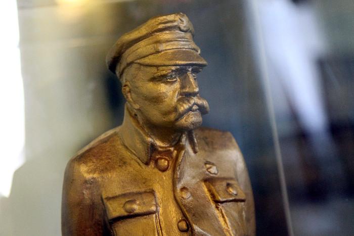 Nowy Sącz: tam, gdzie kiedyś był pomnik czerwonoarmistów, za rok ma stanąć spiżowy Piłsudski