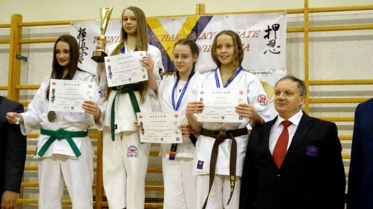 Sądeccy karatecy zdobyli Puchar Solny