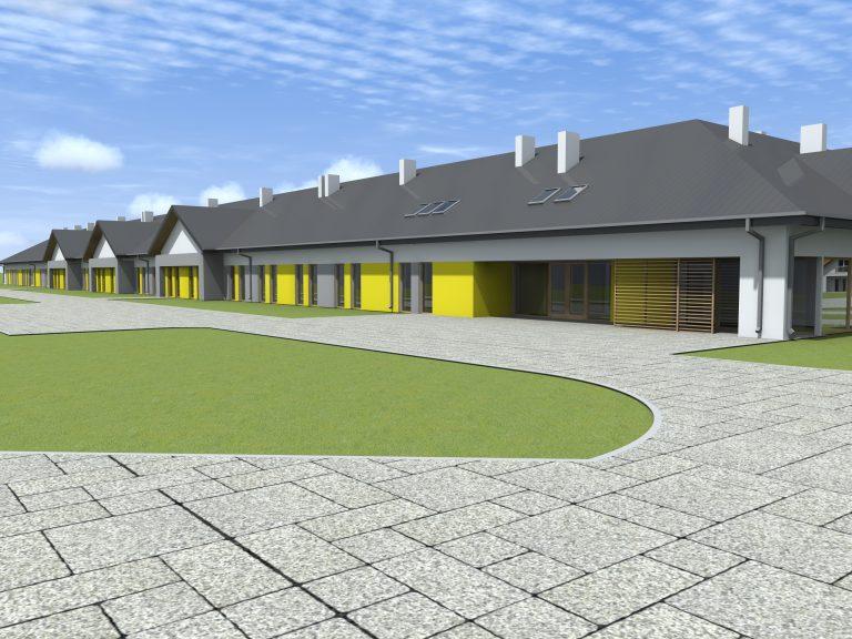 Stróże: rozpoczęła się budowa ośrodka dla osób z autyzmem