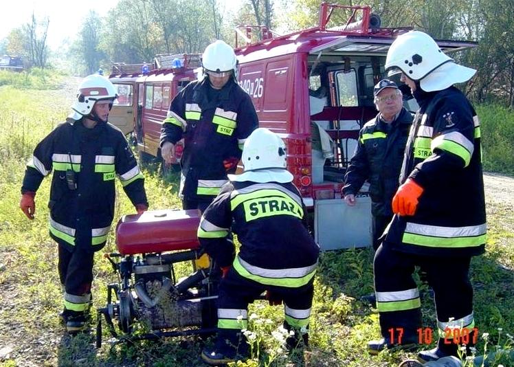 Strażacy obchodzą dzisiaj swoje święto