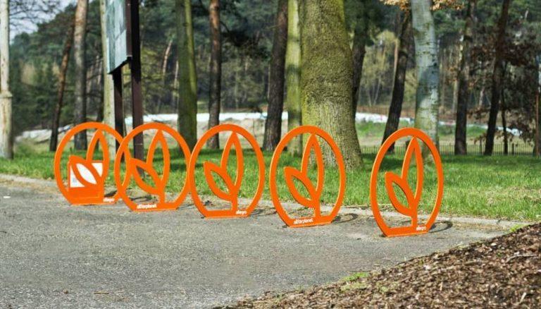 Sądeczanie wykręcili dla swojego miasta stojaki na rowery!