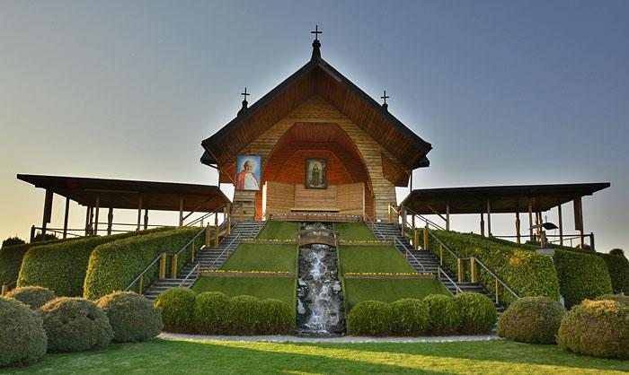 Stary Sącz: w centrum pielgrzymowania nauczą jak pięknie spędzić czas z rodziną