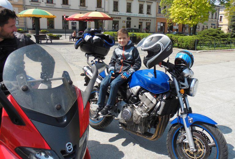 Nowy i Stary Sącz: motocyklowy zawrót głowy