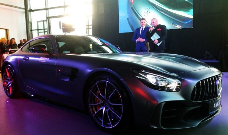 Nowy Sącz: salon otwarty, no i… Benz!