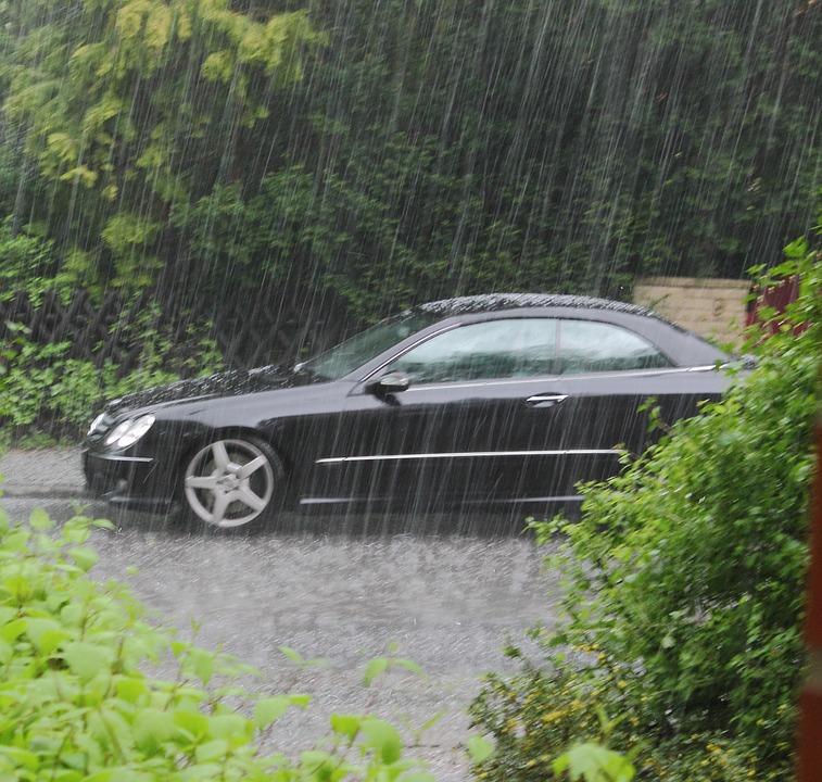 Gwałtowne burze w regionie. Krynica zalana.