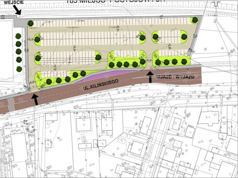 Nowy Sącz: parking kibica pomieści 185 aut