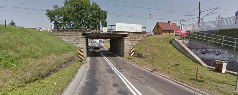 Nowy Sącz: przebudowa wiaduktu nad ulicą Zieloną rozpocznie się w październiku