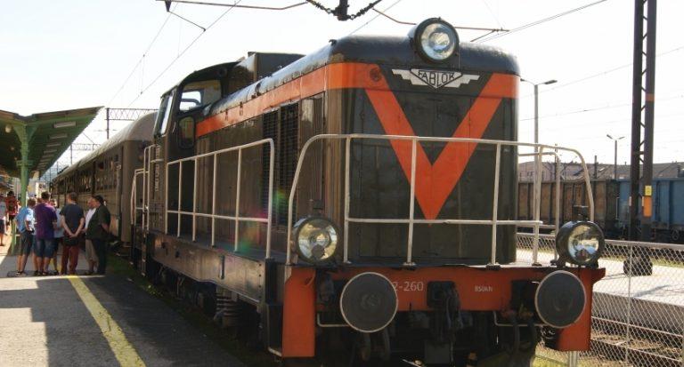 Nowy Sącz – Chabówka: niedzielny pociąg retro będzie kursował już od 2 lipca