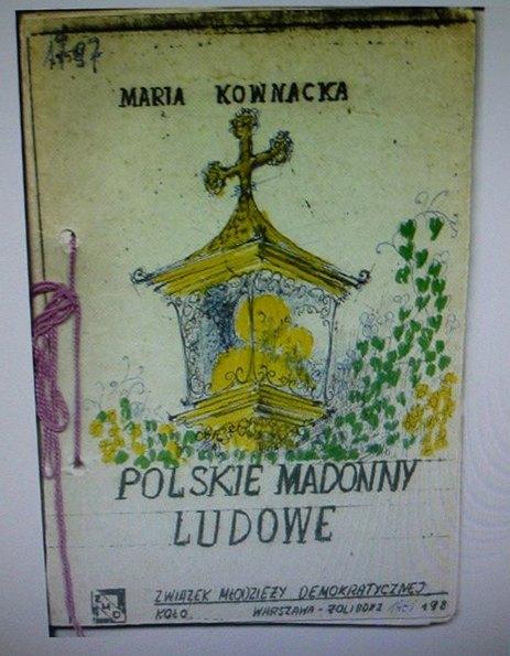 Łącko: Polskie Madonny Ludowe Marii Kownackiej na 30-lecie Towarzystwa Miłośników Ziemi Łąckiej