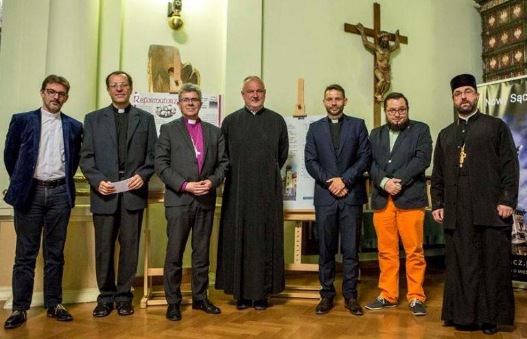 Nowy Sącz: ekumeniczne spotkanie z braćmi w wierze…