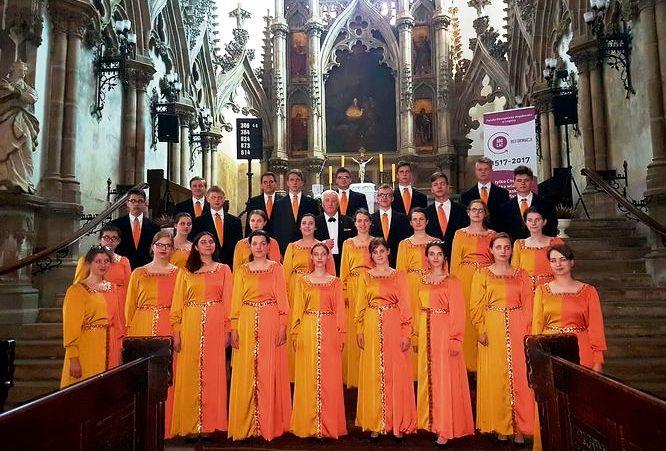 Nowy Sącz: chór Scherzo zaprasza na koncert pieśni religijnych