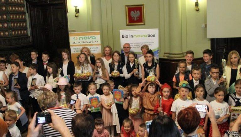 Nowy Sącz: dzieci zebrały 20 ton zużytych baterii