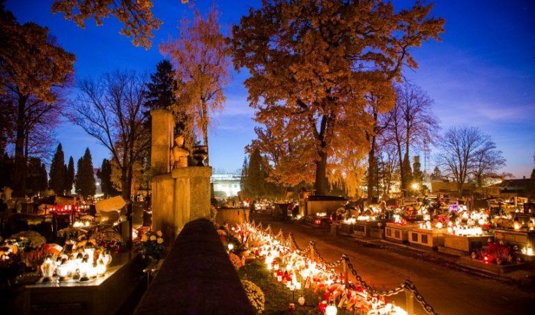 Rozbój w biały dzień na sądeckim cmentarzu