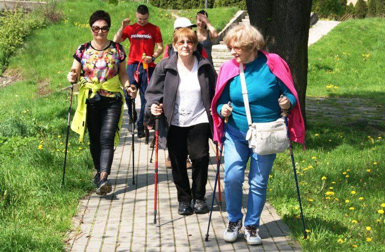 Nowy Sącz: fitness, wycieczki i warsztaty kreatywności dla seniorów