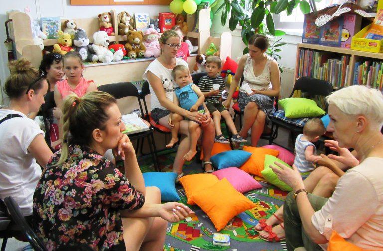 Nowy Sącz/Gorzków: maraton czytania i wakacje w bibliotece